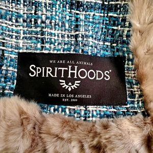 Spirithoods Limited Luxe FB Live Throw